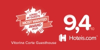 Loved by Guests Most Wanted 2020 BY HOTELS.COM