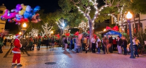 Market Night - Lighting of Funchal´s Christmas decor