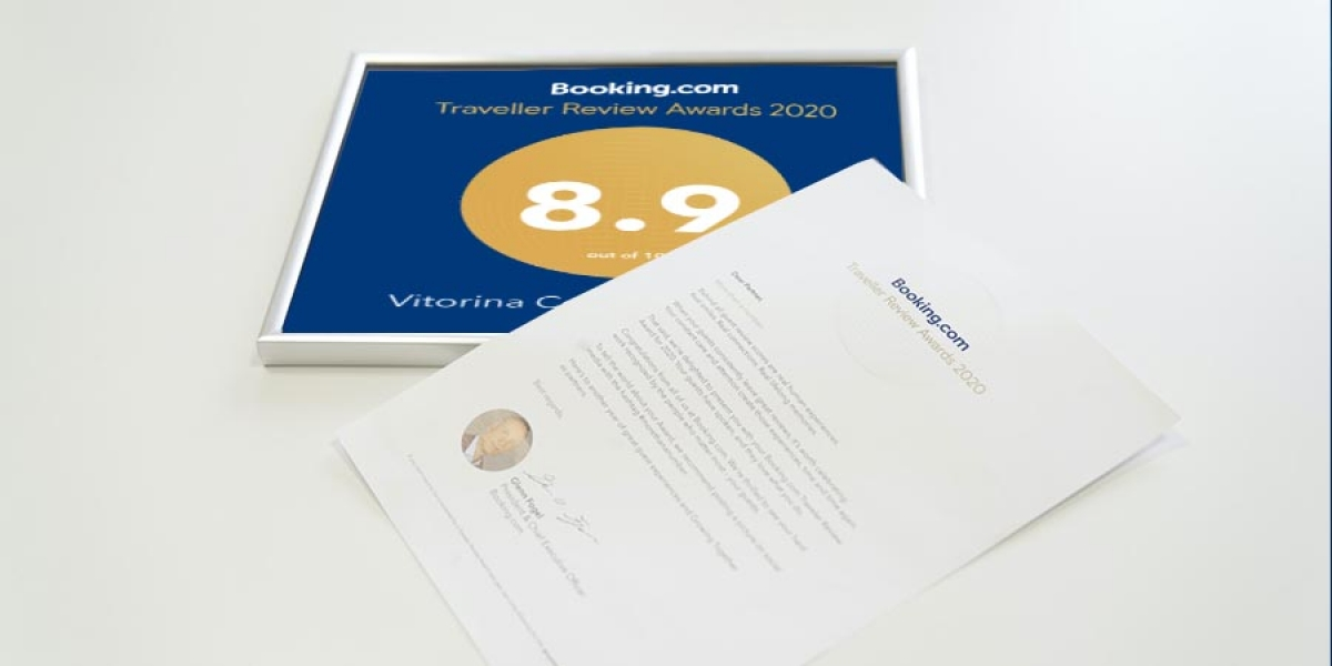 We've Been Awarded A 'Booking.Com Traveller Review Awards 2020'